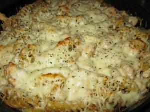Baked Parmesan Chicken Skillet