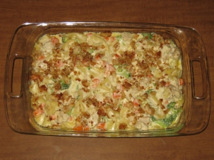 bow tie pasta bake recipe