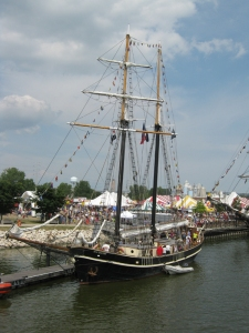 The Unicorn, Tall Ships Festival