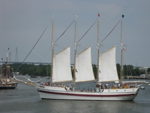 The Windy, Tall Ships Festival