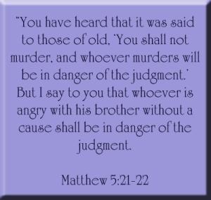 "Should Christians defend themselves? ""The Subject of Kneecaps"" marissabaker.wordpress.com"