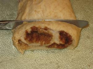 No-Knead Cinnamon Roll recipe, marissabaker.wordpress.com