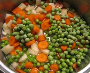 Sausage Chowder recipe, marissabaker.wordpress.com