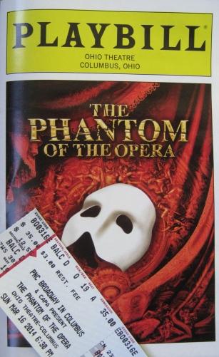 Phantom of the Opera marissabaker.wordpress.com