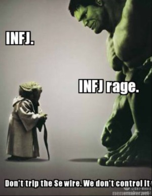 INFJ Dark Side | LikeAnAnchor.com