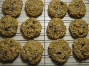 Oatmeal Cookie recipe. marissabaker.wordpress.com