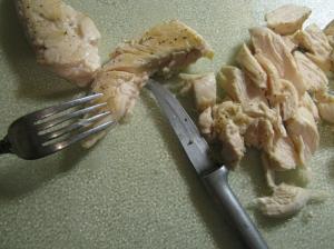 Cottage Cheese Chicken Bake recipe by marissabaker.wordpress.com