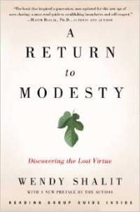 Amazon.com: A Return to Modesty