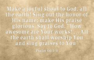 Make-a-joyful-shout-to