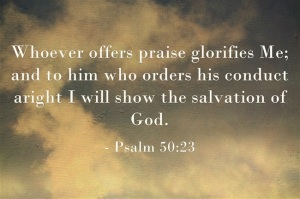 "Praise and Worship blog series, ""Words of Praise"" | marissabaker.wordpress.com"