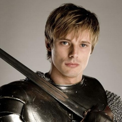 King Arthur, from Merlin