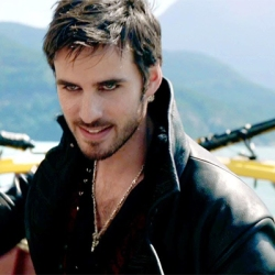 Killian Jones, from Once Upon A Time