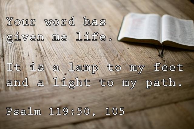 Words of Life  | marissabaker.wordpress.com