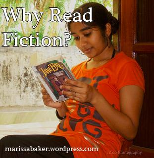 Why Read Fiction?  | marissabaker.wordpress.com