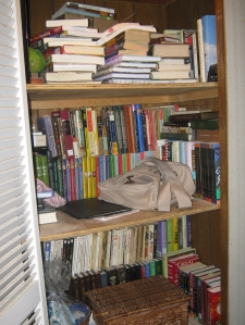 The Bookshelf Tag | marissabaker.wordpress.com