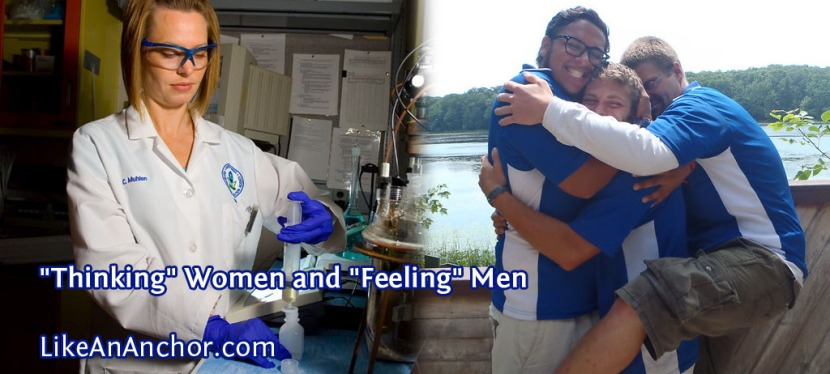 """Thinking"" Women and ""Feeling"" Men"