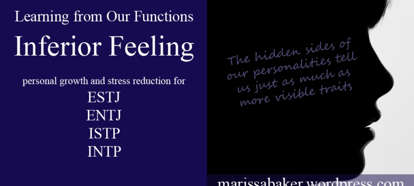 Learning from Our Stress Function – Inferior Feeling