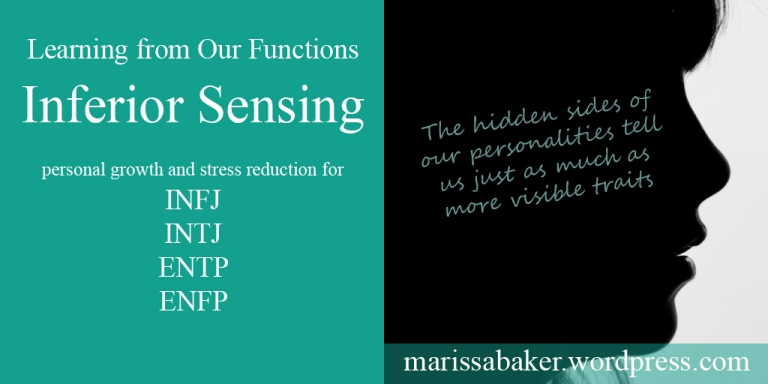 Learning from Our Stress Function - Inferior Sensing | marissabaker.wordpress.com