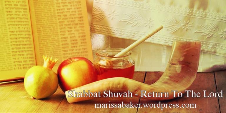 Shabbat Shuvah | marissabaker.wordpress.com