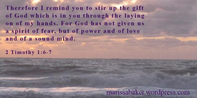 Who Receives The Holy Spirit? | marissabaker.wordpress.com