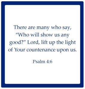 God's Message Through the Aaronic Blessing | marissabaker.wordpress.com