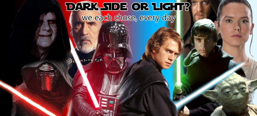 Dark Side or Light?