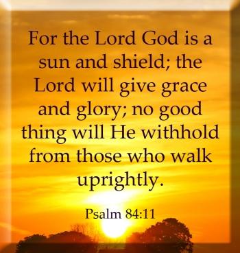 The Sun of Righteousness | marissabaker.wordpress.com