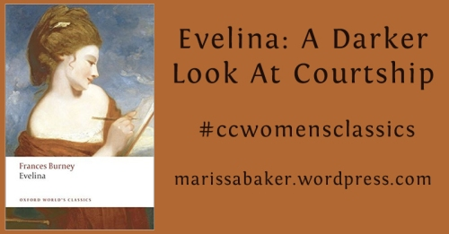"click to read article, ""Evelina: A Darker Look At Courtship"" 