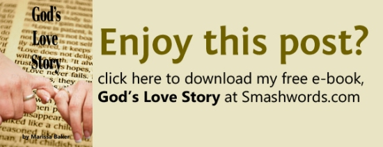 Download God's Love Story at https://www.smashwords.com/books/view/577523