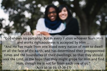 God's not racist (but Darwinian ideas are) | marissabaker.wordpress.com
