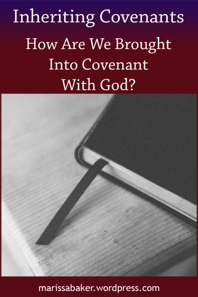 Inheriting Covenants | marissabaker.wordpress.com