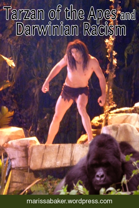 Tarzan of the Apes and Darwinian Racism | marissabaker.wordpress.com