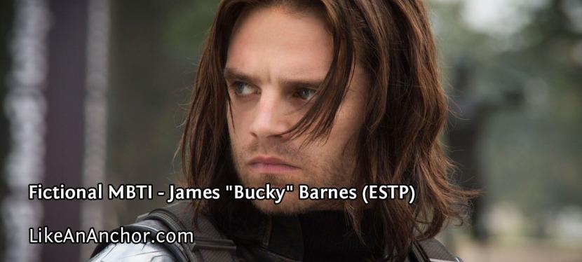 "Fictional MBTI – James ""Bucky"" Barnes(ESTP)"