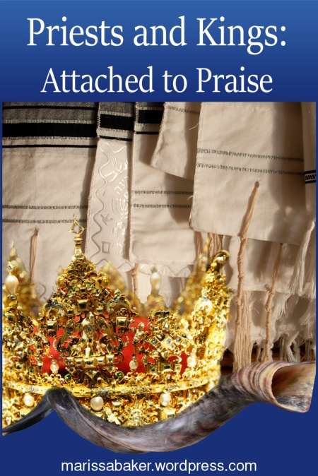 Priests and Kings -- Attached to Praise | marissabaker.wordpress.com