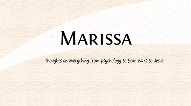 "Click to visit and ""Like"" my blog's facebook page: https://www.facebook.com/marissabakerblog"