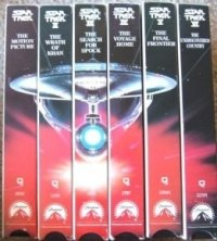 star trek VHS