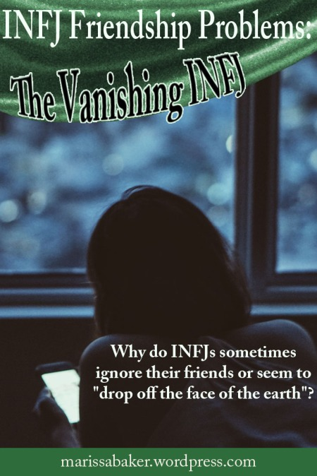 "click to read article, ""The Vanishing INFJ?"" 