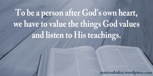 "click to read article, ""Too Proud To Follow God"" 