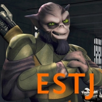 Zeb - ESTJ. Visit marissabaker.wordpress.com for more Star Wars Rebels personality types