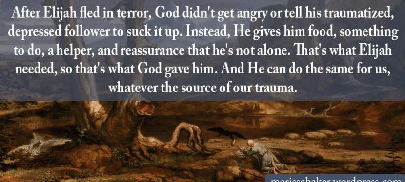Spiritual PTSD