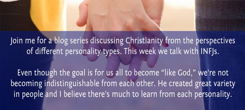 Mercy and Truth Meet Together: INFJ Christians – Like An Anchor