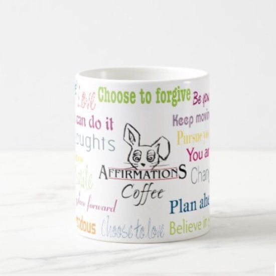 Affirmations Coffee Kickstarter
