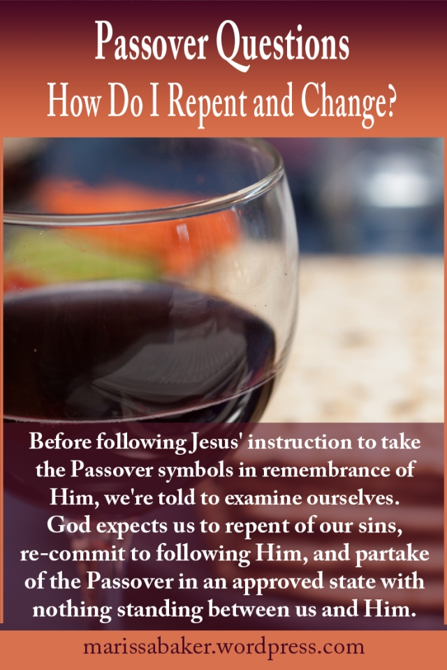 """click to read article, """"How Do I Repent and Change?"""" 