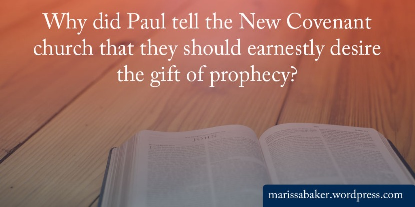 The Gift ofProphecy