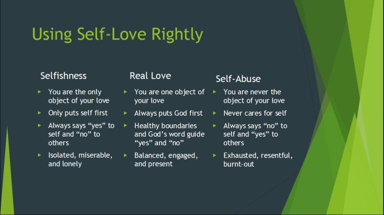 As You Love Yourself | marissabaker.wordpress.com