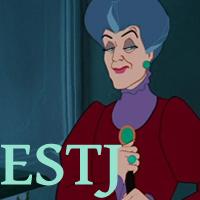 Lady Tremaine - ESTJ. Visit marissabaker.wordpress.com for more Disney villain types