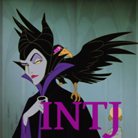 Maleficent - INTJ. Visit marissabaker.wordpress.com for more Disney villain types