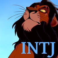 Scar - INTJ. Visit marissabaker.wordpress.com for more Disney villain types