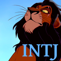Scar - INTJ. Visit marissabaker.wordpress.com for more Disney villain types