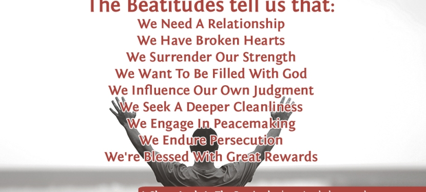 A Closer Look At The Beatitudes